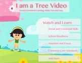 I am a Tree: Preschool, PreK, Kindergarten, Classroom / Be