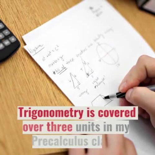 Trigonometric Functions Project Architecture Real World Trigonometry