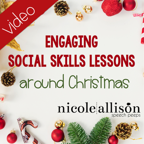 Christmas Activities Near Me.Engaging Social Skills Activities Around Christmas