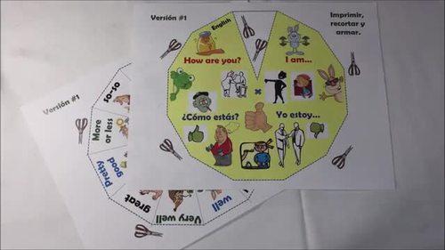 "Expresiones con el verbo Tener / Expressions with the verb ""tener"" in Spanish"