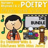 Poetry Music and VIDEOS Nursery Rhymes