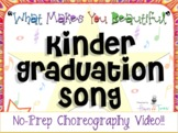 "Choreography VIDEO for ""What Makes You Beautiful"" Kinder g"