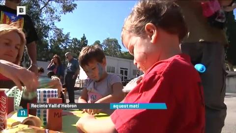 L Escola Bressol Del Vall D Hebron Arrenca El Curs Gestionada Per Les Famílies Betevé