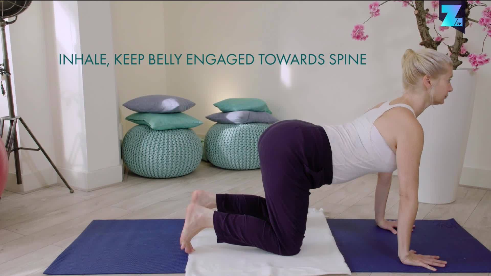 Prenatal Pilates banner image