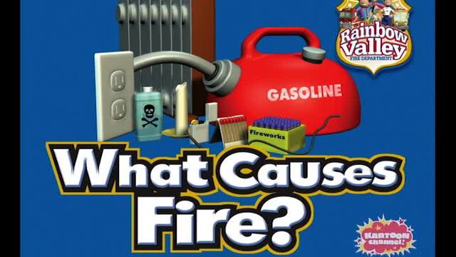 What Causes Fire?
