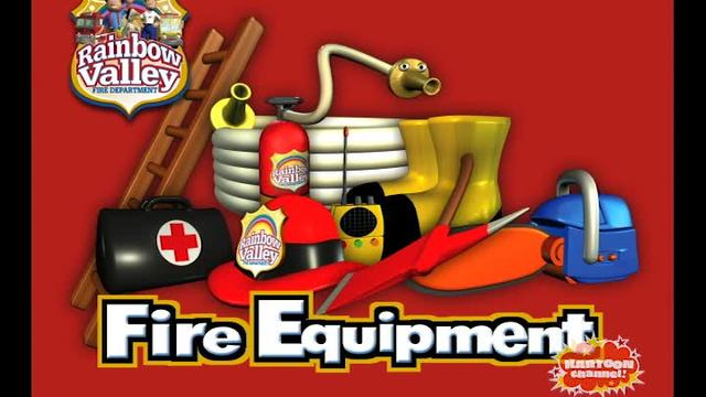 The Fire Equipment