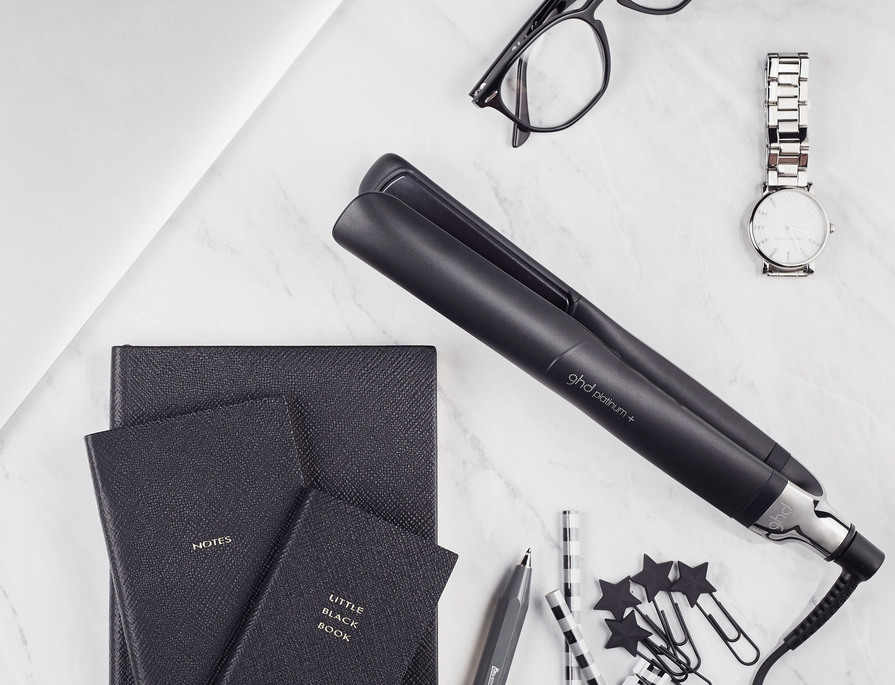 Get 10% off ghd's SMART styler that predicts your hair's needs.
