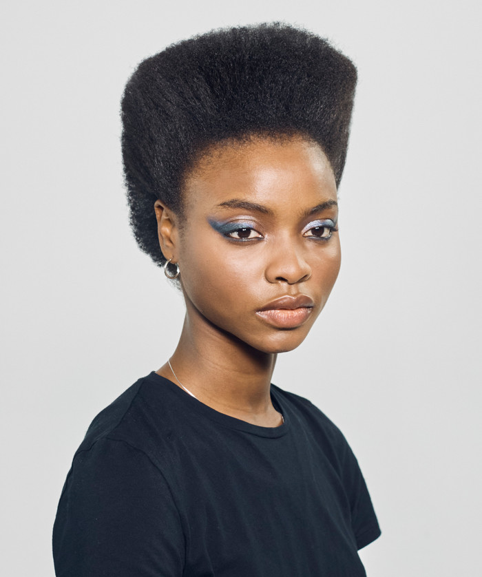 Modern High Top Hair