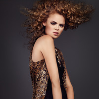 CURLY TEXTURE - FASHION