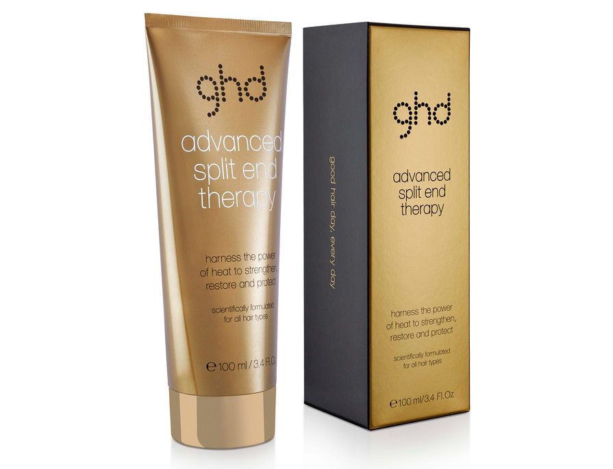 Give yourself and your hair some well-deserved self-love with our ghd Advanced Split End Therapy. This treatment instantly repairs split ends leaving your hair stronger and smoother for up to 10 washes. You're welcome! Receive this FREE gift with selected styler purchases! Hurry, offer ends midnight 4th August AEST.