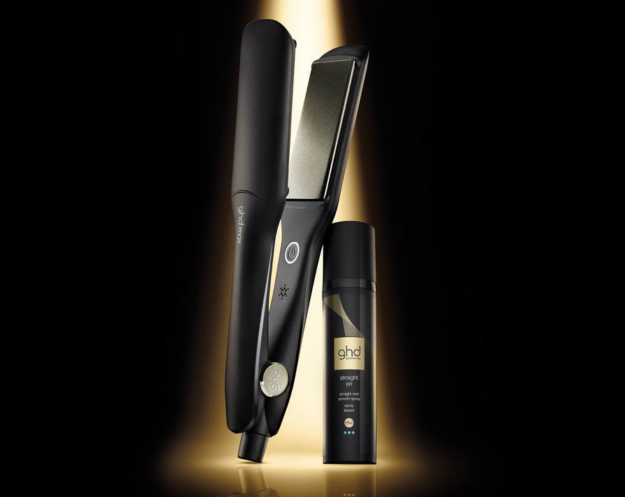 MAX + GHD STRAIGHT ON SPRAY