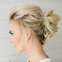 Airy French Braid