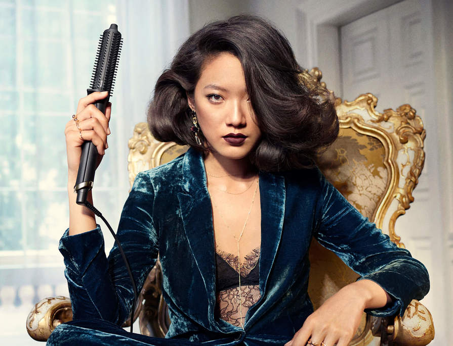 GHD RISE VOLUMEN HOT BRUSH
