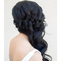 Side Swept Braid