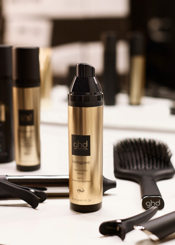 ghd heat protection system