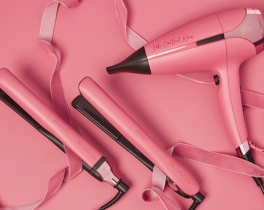 ghd pink collection