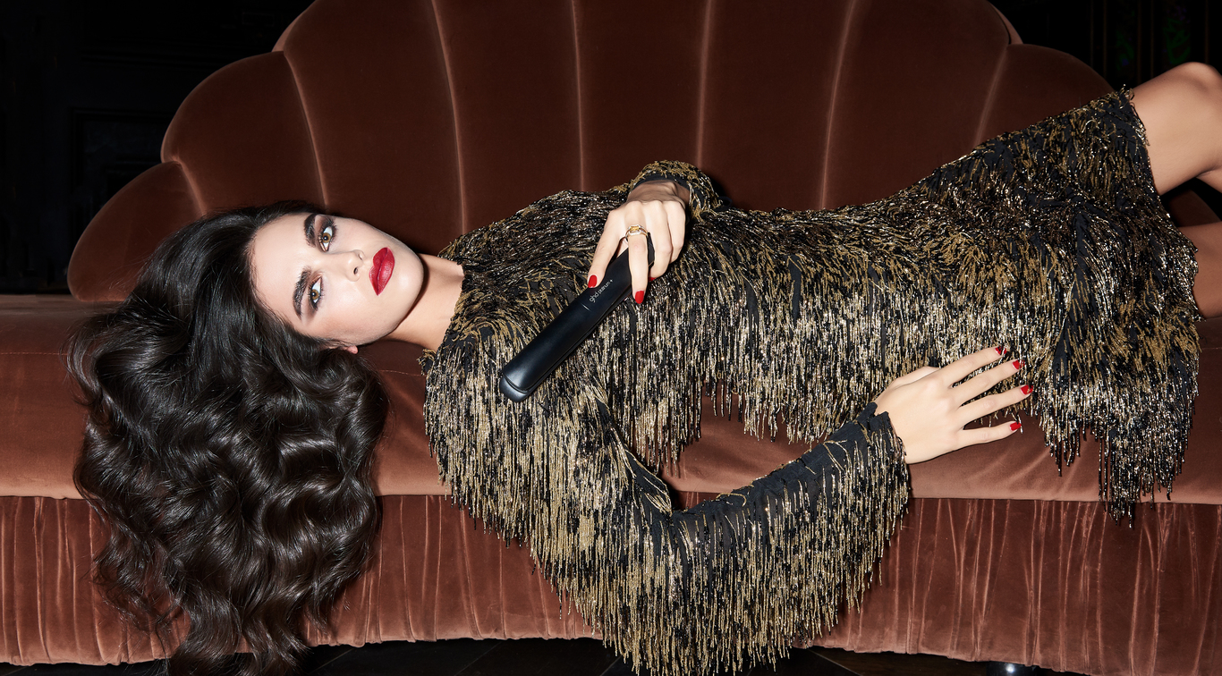 Get up to 20% off ghd stylers, curlers and the award-winning ghd glide hot brush - available for a limited time only.
