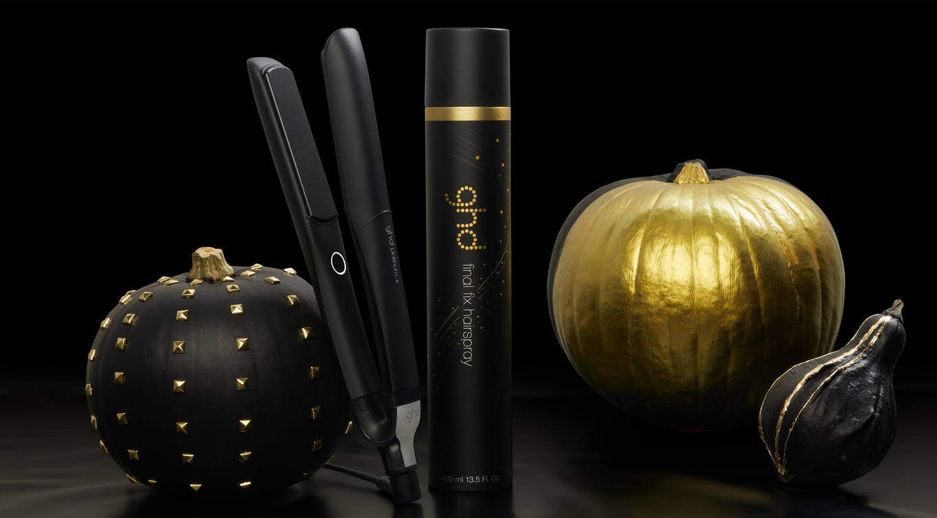 Use code TREATS to receive a FREE 400ml ghd final fix hairspray worth £10.95 with selected ghd styling tools*.