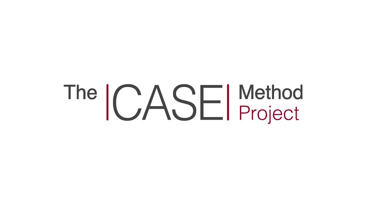 Introductory Video: Bringing the Case Method to High Schools