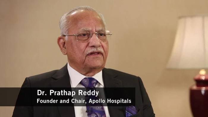 Dr. Prathap C. Reddy