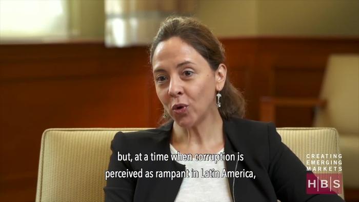 María Emilia Correa
