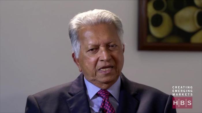 Merrill J. Fernando